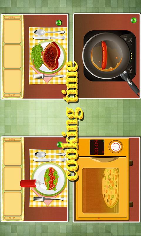 完美厨房做饭