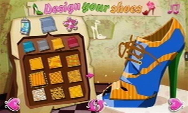 设计你的鞋子截图