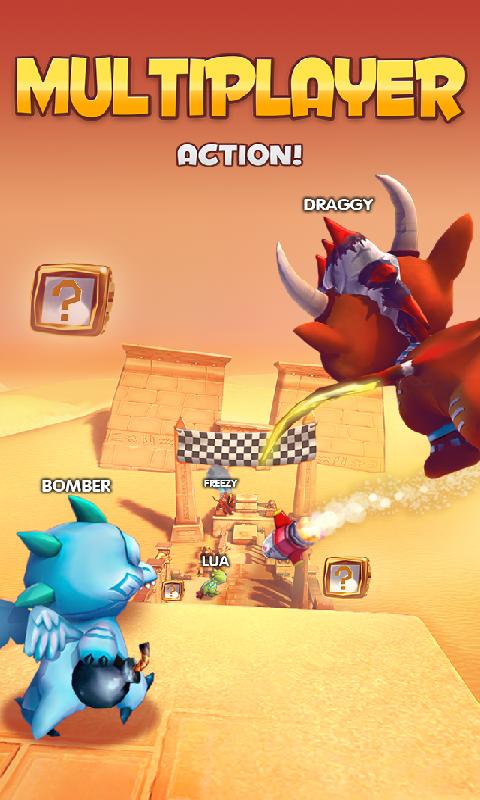 口袋妖怪:龙的地盘截图