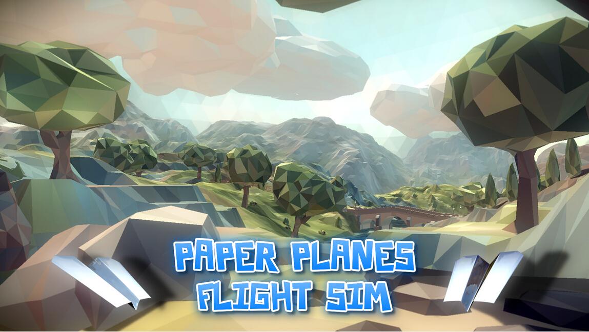 纸飞机的旅行截图