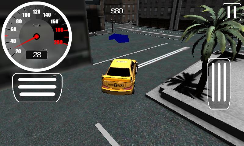 发疯出租车 3D