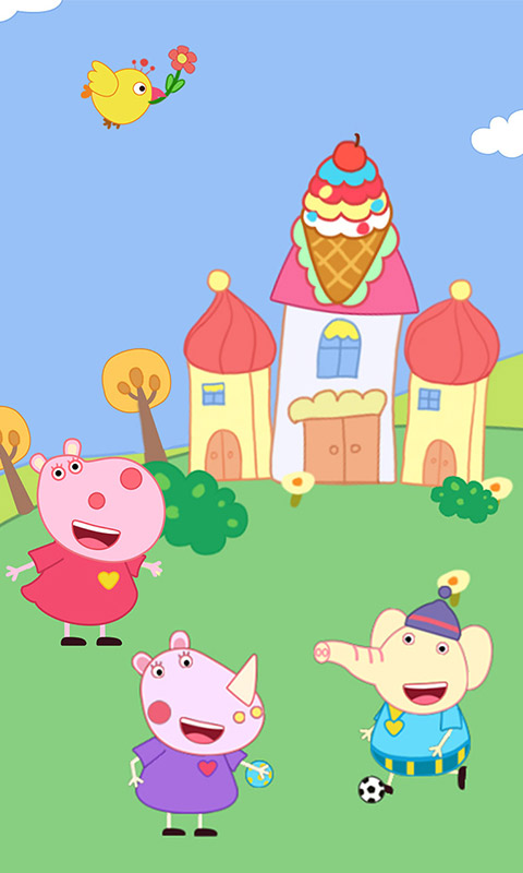 儿童游戏儿童厨房