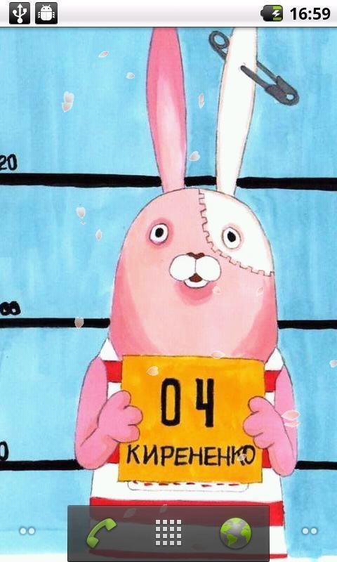 越狱兔动态壁纸安卓平板电脑桌面美化下载图片图片图片
