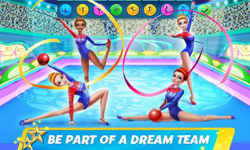 艺术体操:梦之队截图