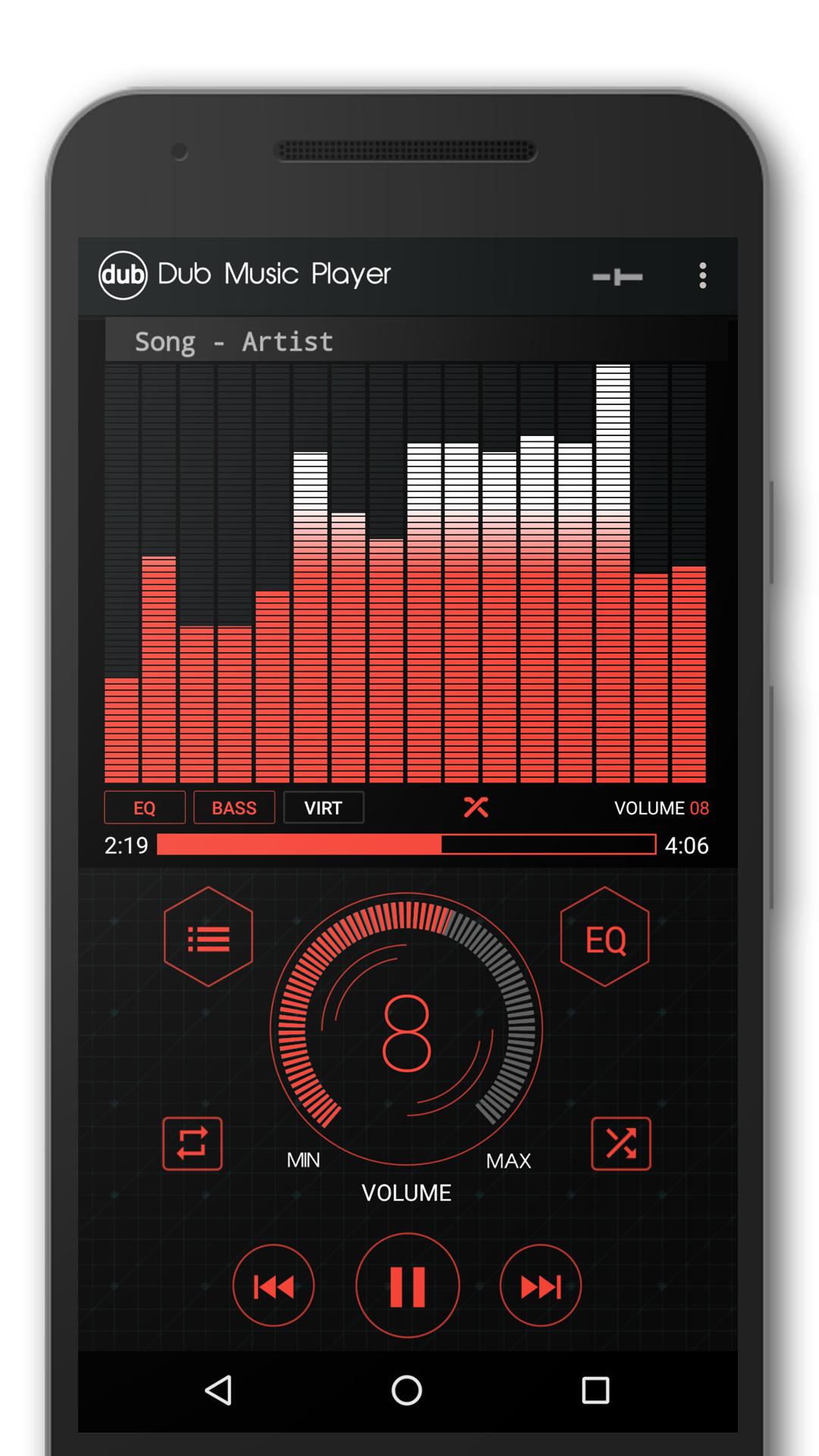 Dub音乐播放器