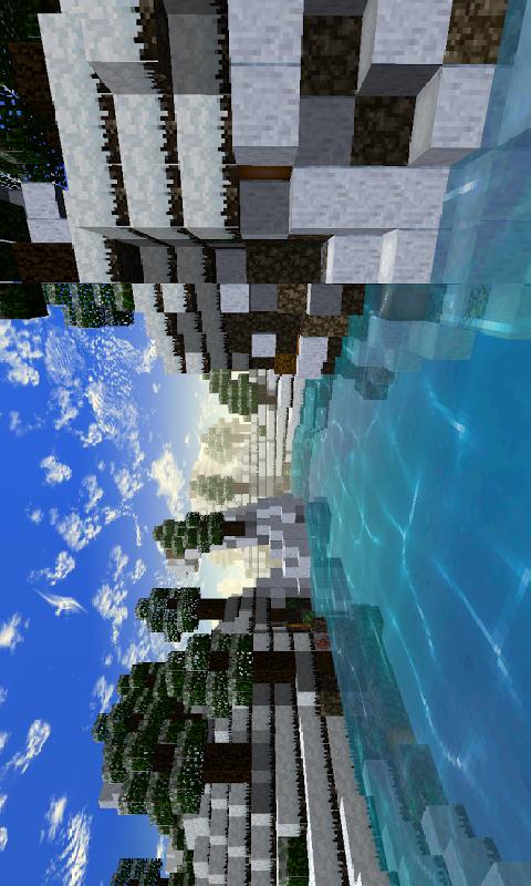 我的冰雪世界截图