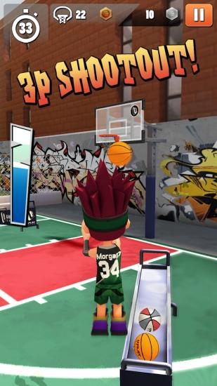 指尖篮球2 直装版截图
