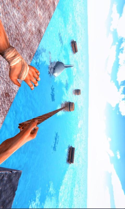 木筏探险:海上生存截图