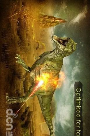 侏罗纪狩猎3D截图