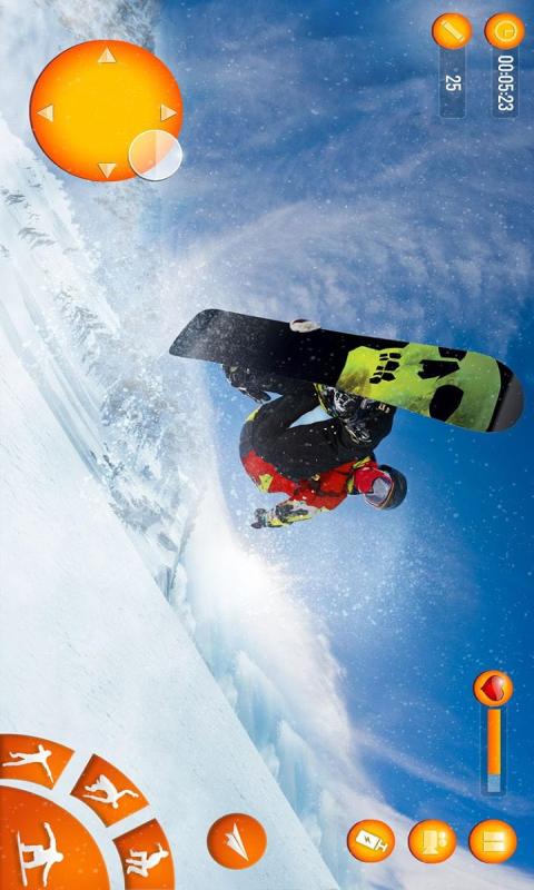 单板滑雪截图