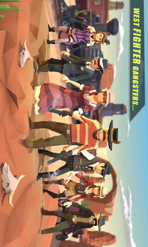 西部牛仔决斗截图