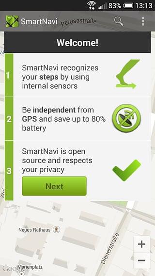 智能导航SmartNavi截图