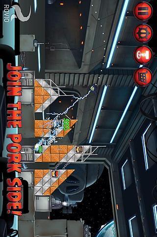 愤怒的小鸟:星球大战2截图