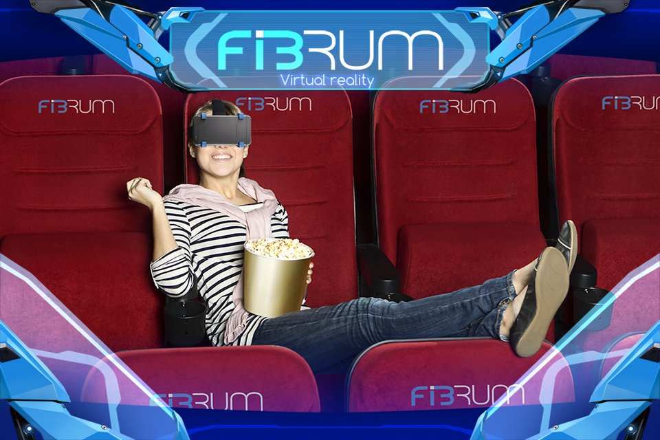 VR Cinema截图