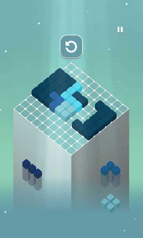 立方体消消消截图