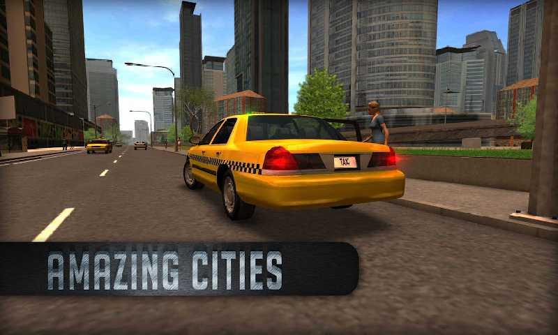 模拟出租车2016截图