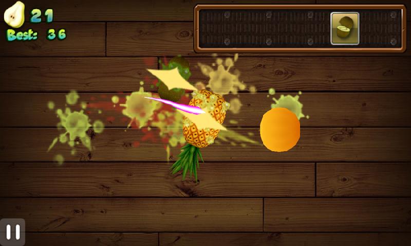 水果忍者截图