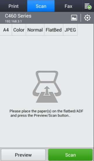 Mobile Print截图