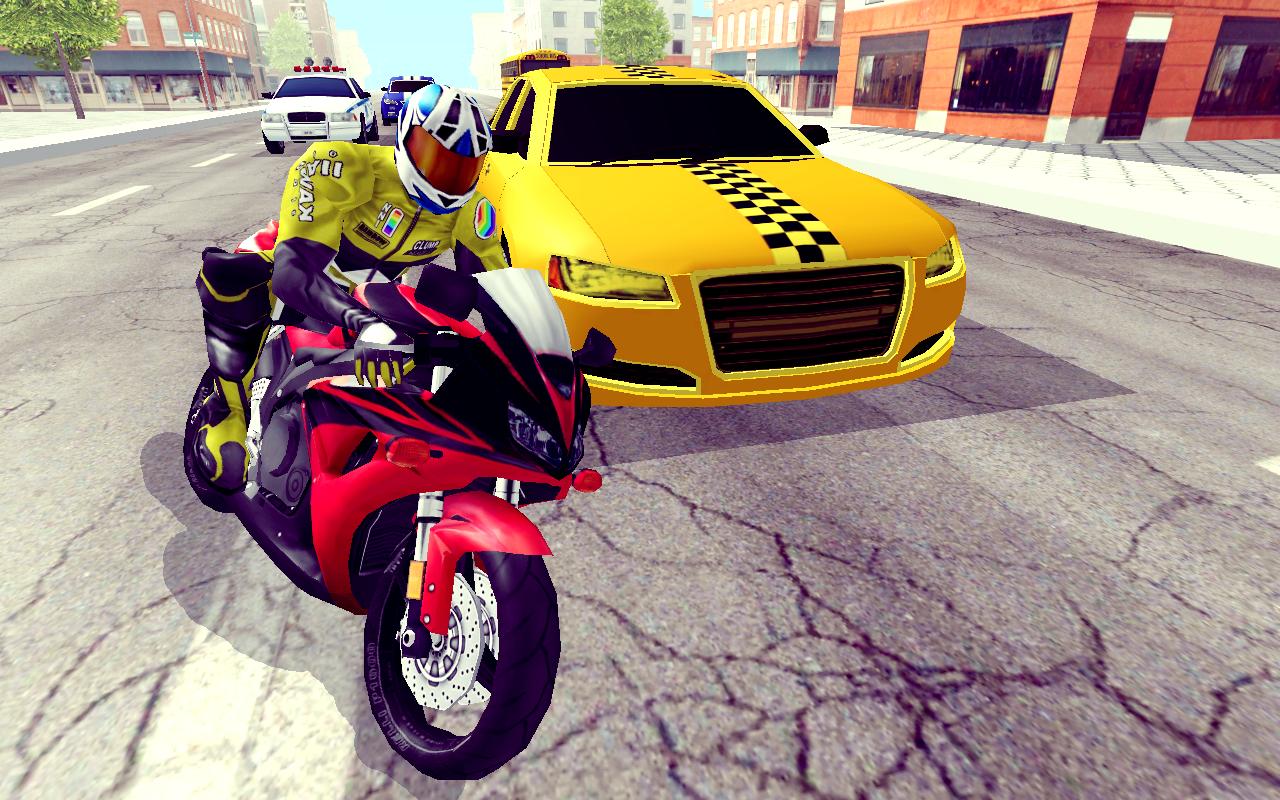 摩托骑士GO截图