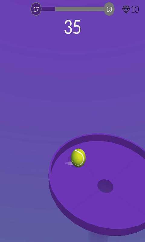 接力球截图