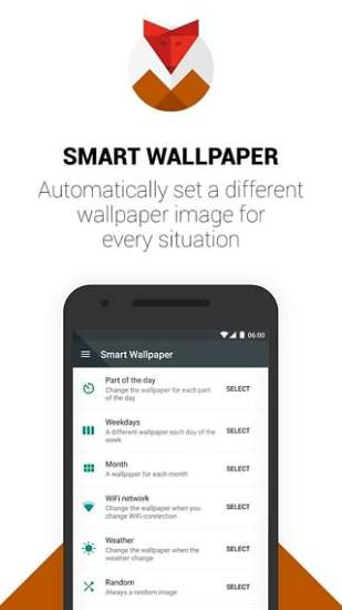 Smart Wallpaper截图