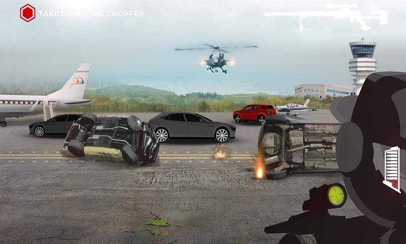 火柴人:狙击战场截图
