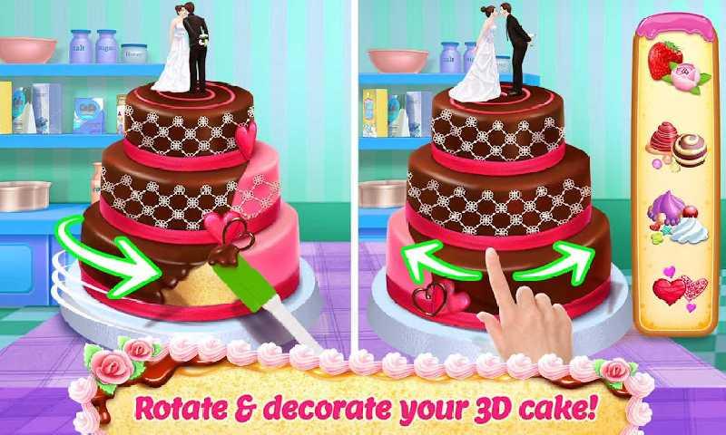 3D模拟蛋糕师截图