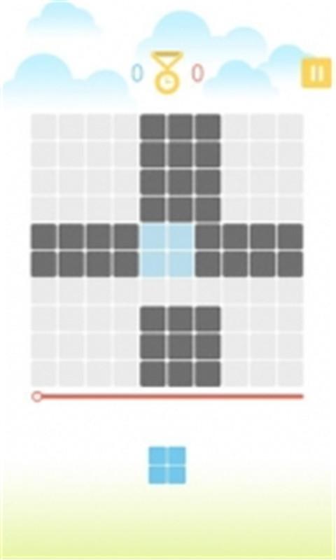 10x10俄罗斯方块截图