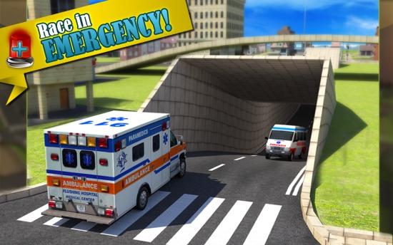 救护车救援模拟 无限金币版