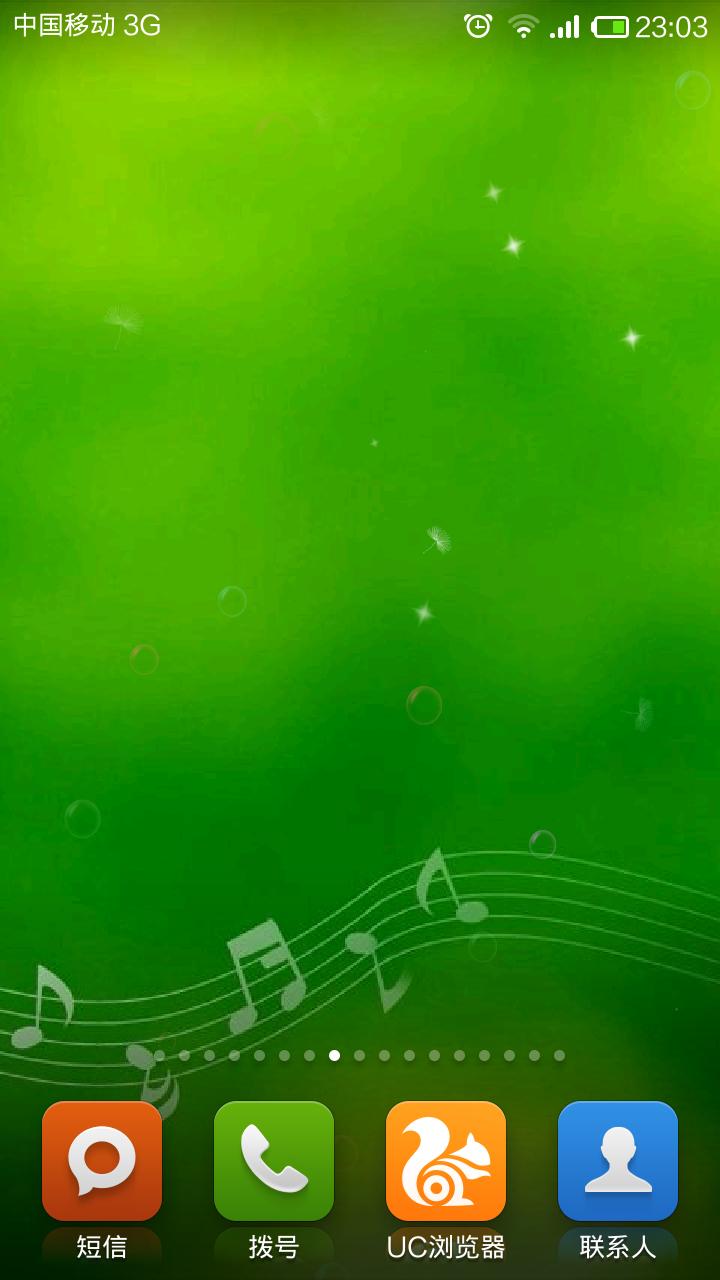 也可在设置勾选锁屏绿色的图片背景搭配上多彩缤纷的windows气泡再加图片