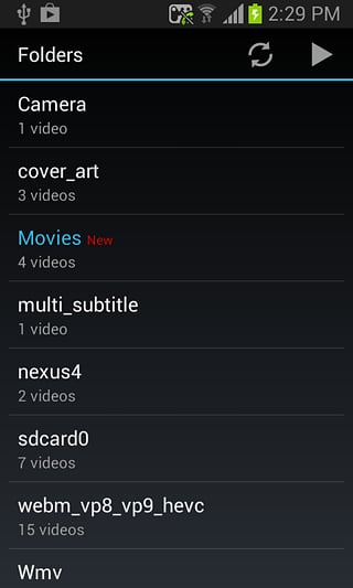 MX Player 解码包 (ARMv5)截图