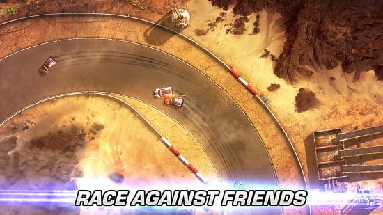 赛车对决2 无限金币版截图