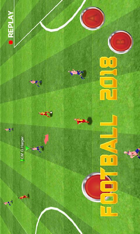 足球世界杯2018年