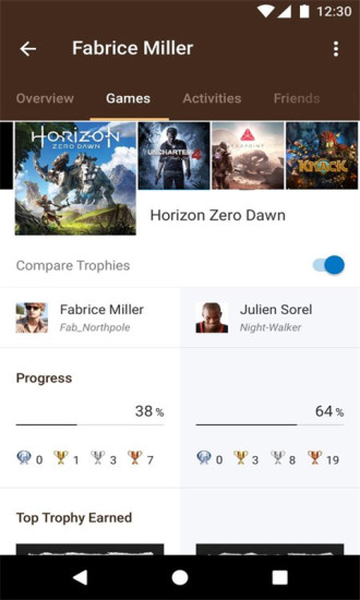 PlayStation App截图