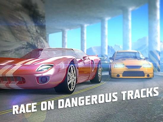 极品赛车:高速战车 无限金币版截图