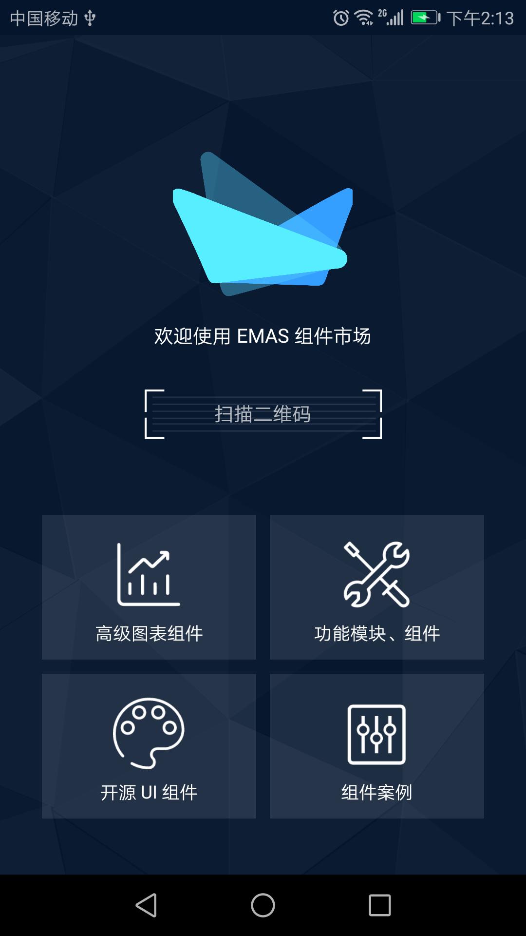 EMAS组件市场