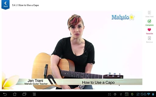 学习吉他截图