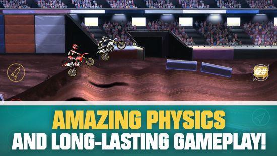 疯狂摩托车技2 破解版截图