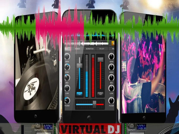 Resources For Virtual DJ截图