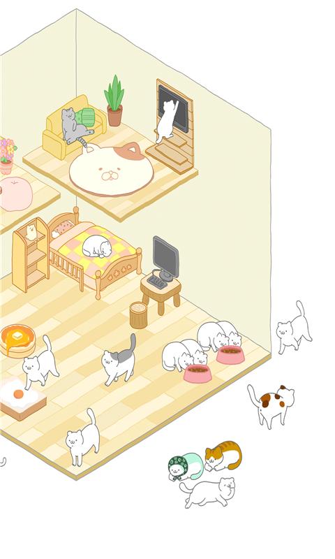 猫咪很可爱