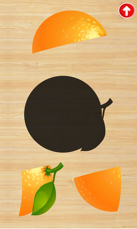 宝宝拼图学蔬果截图