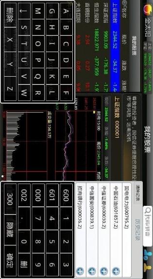 金太阳炒股软件HD