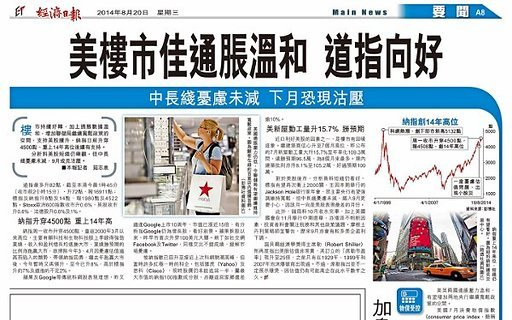 香港经济日报 - 电子报