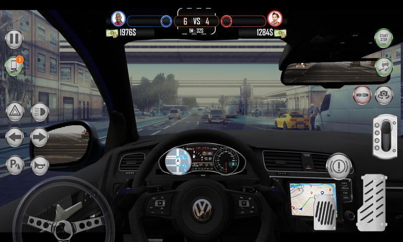 出租车革命模拟器2019截图