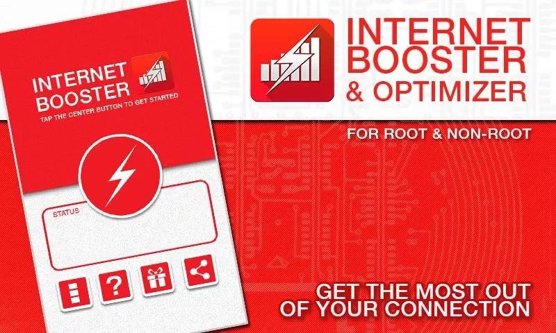 Internet Booster & Optimizer