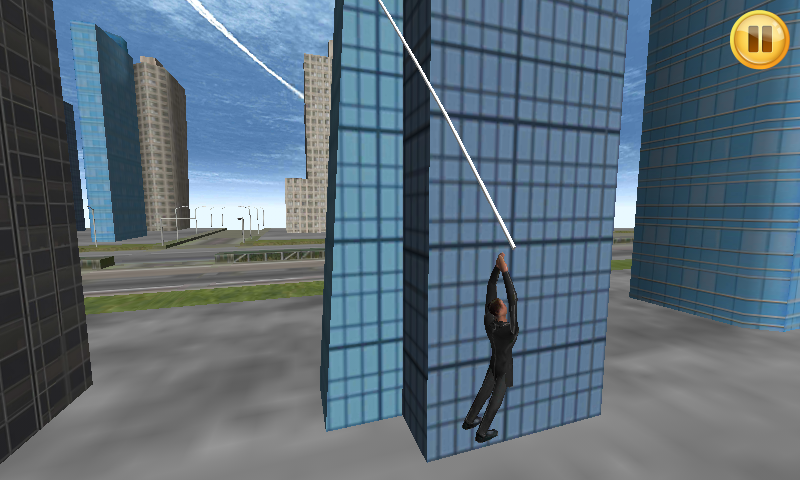 蜘蛛飞行3D截图