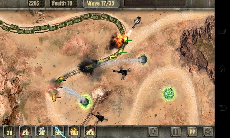 战地防御-高清版