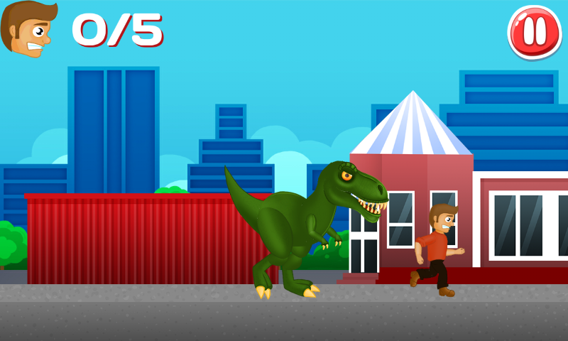 恐龙杀手截图