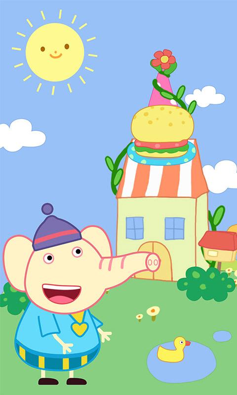 儿童游戏儿童厨房截图