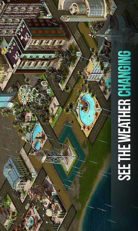 岛屿城市4 模拟人生大亨